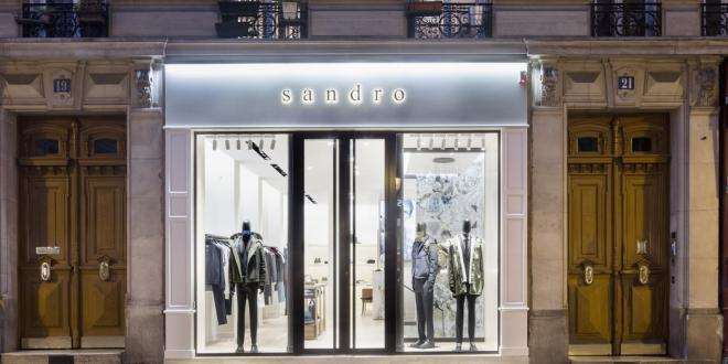 Boutique Sandro
