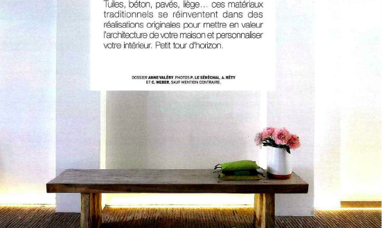 Art & Décoration septembre 2017