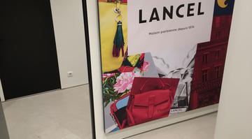 Lancel, Paris
